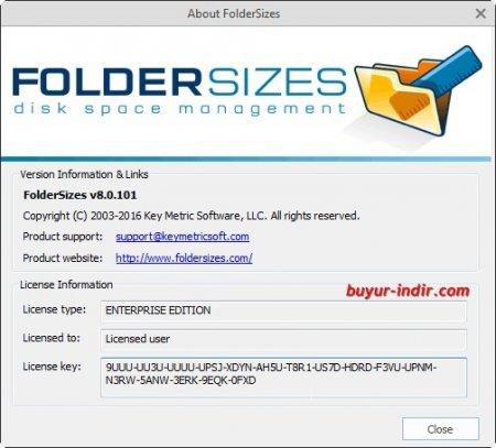 FolderSizes Enterprise Edition v8.0.101 Full