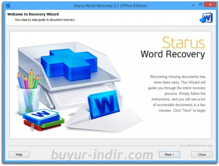 Starus Word Recovery v2.3 Full