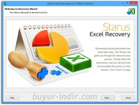 Starus Excel Recovery v2.3 Full