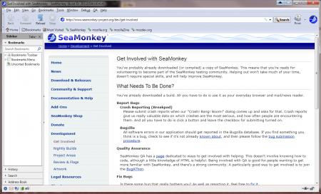 SeaMonkey v2.40 Türkçe