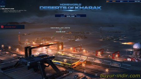 Homeworld: Deserts of Kharak - Update v1.2 - Codex