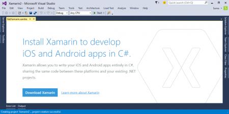 Xamarin Visual Studio Enterprise v4.0.1.93