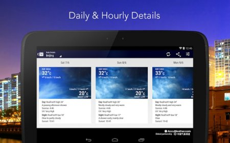 AccuWeather Platinum v4.2.2 APK Full