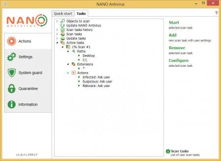 NANO AntiVirus v1.0.14.71717