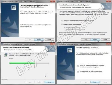 Raxco PerfectDisk Pro / Server / Enterprise v14.0