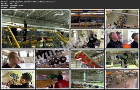 Nasıl Yapılmış: Airbus Süper Jumbo A380 Kanadı