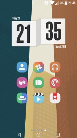Stock UI Icon Pack v125.0 APK