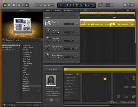 Logic Pro X v10.2.0 Mac OS X
