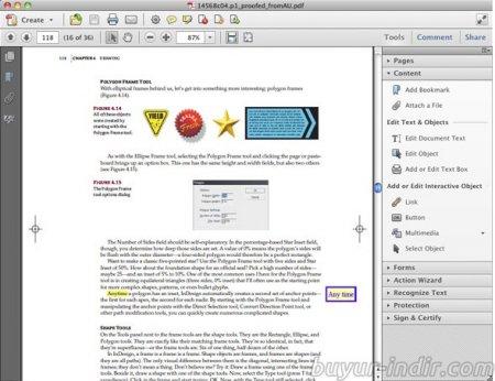 adobe acrobat pro edit pdf