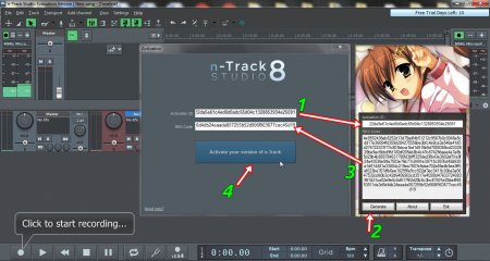 n-Track Studio EX v8.0.0.3375 (x86 / x64)