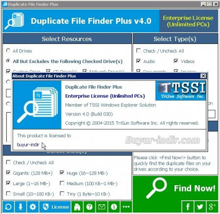 Duplicate File Finder Plus v4.0