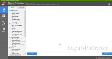 CCleaner Professional v5.17.5590 Türkçe (Portable)