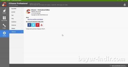 CCleaner Professional v5.27.5976 Türkçe (Kurulumlu)