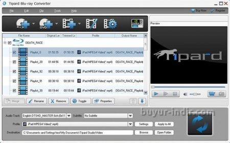 Tipard Blu-ray Converter v7.3.32