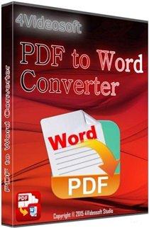 4Videosoft PDF to Word Converter v3.1.88