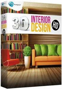 Avanquest 3D Interior Design HD Standard 1.0