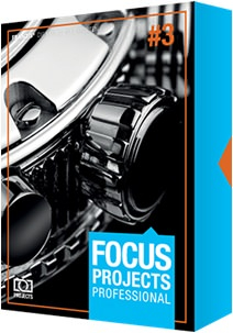 Franzis Focus Projects Professional v3.25.02375