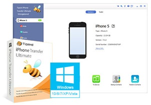 Tipard iPhone Transfer Ultimate v8.2.10