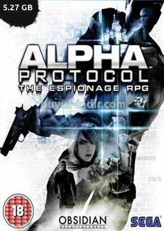 Alpha Protocol Full Tek Link