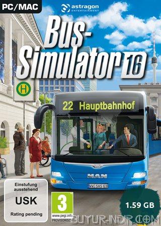 Bus Simulator 16 PC Tek Link Full