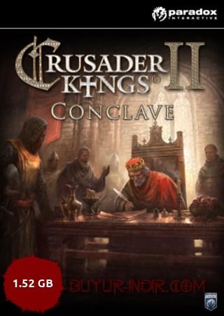 Crusader Kings II: Conclave (Ek Paket)