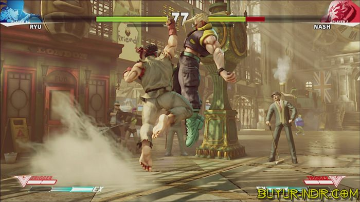 Street Fighter V Arcade Edition [CODEX] FULL | Torrent İndir