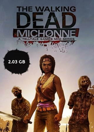The Walking Dead: Michonne (Episode 1)