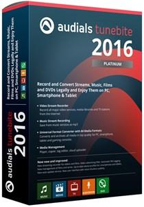 Audials Tunebite Platinum 2016 v14.1.8400.0
