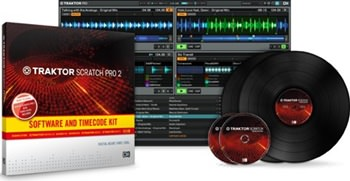 Native Instruments Traktor Scratch Pro v2.10.2.9