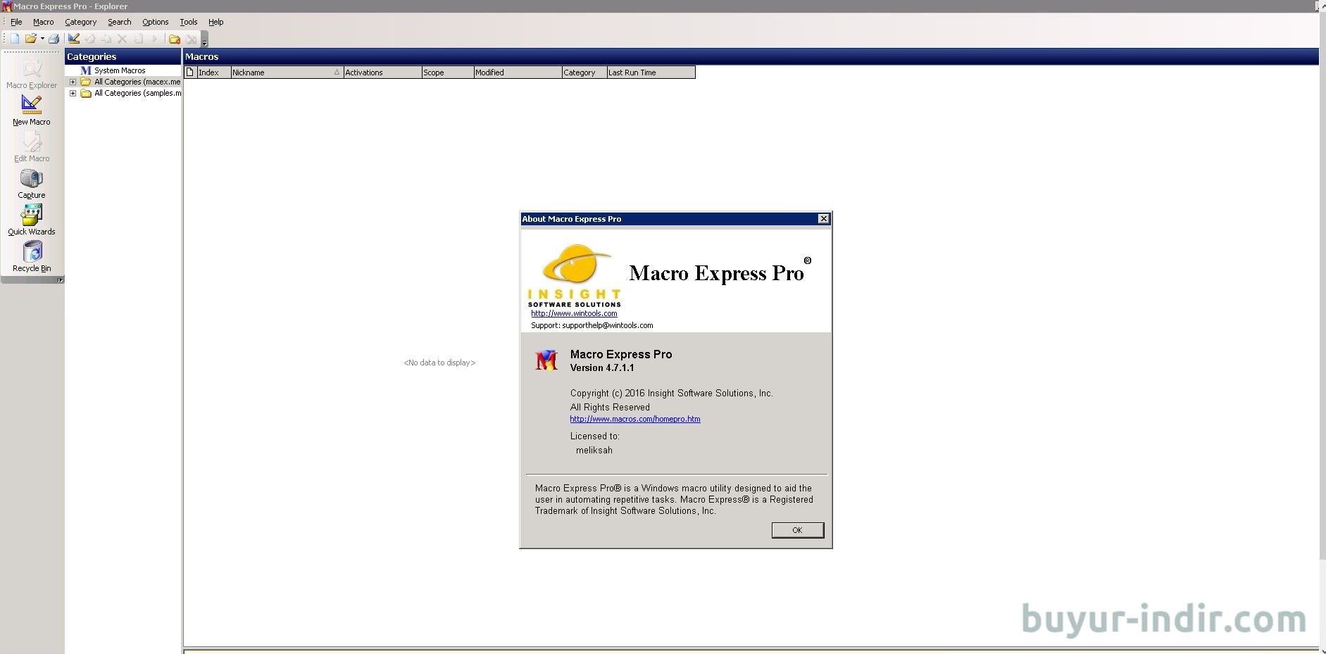 Macro express 4 keygen