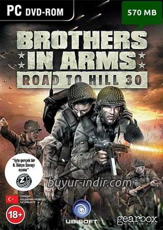 Brothers in Arms: Road to Hill 30 Rip Full
