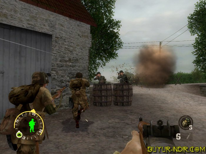 Game Fix / Crack: Brothers in Arms: Road to Hill 30
