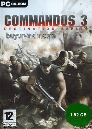Commandos 3: Destination Berlin Full
