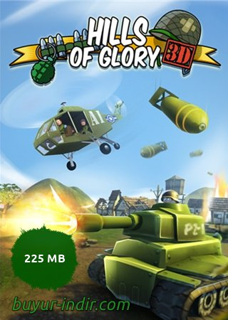 Hills Of Glory 3D PC Full Oyun