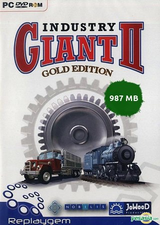 Industry Giant 2 PC Full Oyun