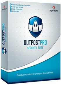 Agnitum Outpost Security Suite PRO 9.0