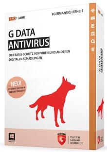 G Data AntiVirus 2015