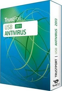 TrustPort USB Antivirus v13.0