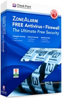 ZoneAlarm Free Antivirüs + Firewall 2016 v14.1.048.000
