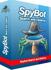 Spybot - Search & Destroy v2.4