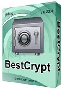 Jetico Best Crypt v8.25