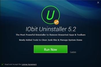 IObit Uninstaller Pro 5.2.5.126 Katılımsız