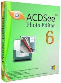 ACDSee Photo Editor v6.0