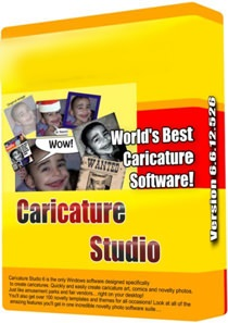 Caricature Software Photo to Cartoon v7.6086.39169