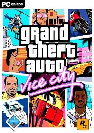 Grand Theft Auto: Vice City HD Full Tek Link indir