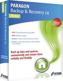 Paragon Backup & Recovery 14 v10
