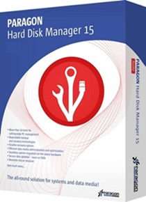 Paragon Hard Disk Manager 15 Pro + BootCD