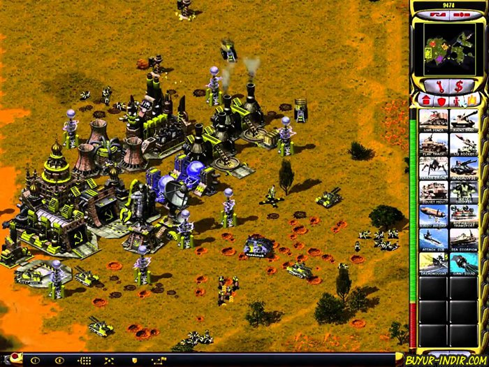 Red Alert 2 - All sounds (Footunits) - YouTube