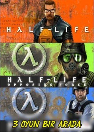 Half Life + Blue Shift + Opposing Force Full Tek Link