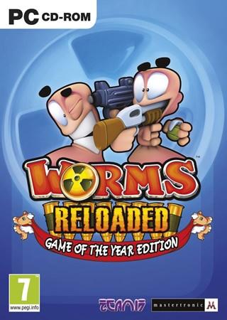 Worms Reloaded 2010 Full Rip Tek Link indir